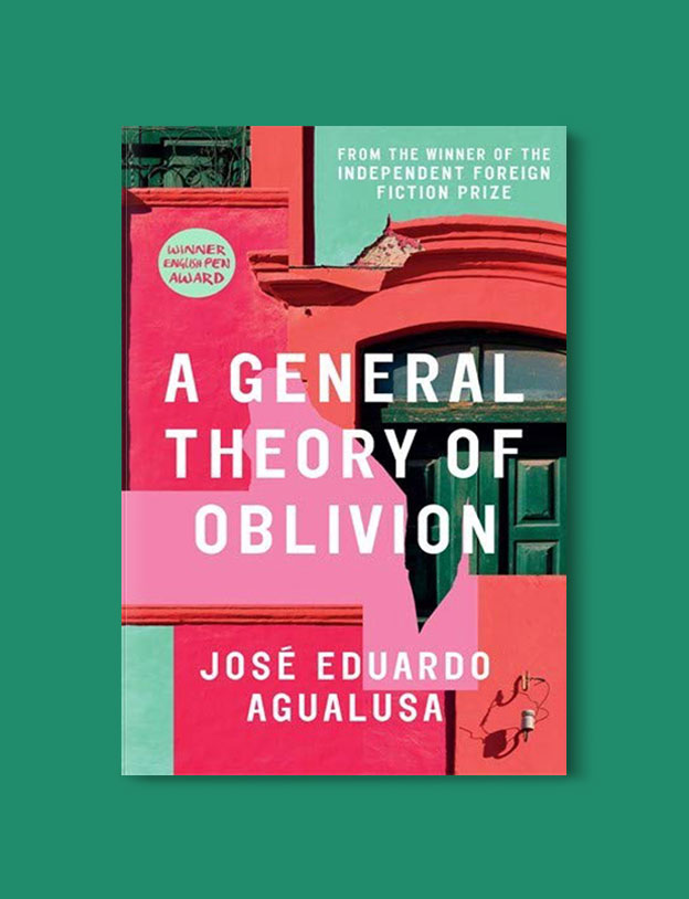 Books Set In Africa: Angola, A General Theory of Oblivion by José Eduardo Agualusa - Visit www.taleway.com to find books set around the world. africa books, african books, books african authors, africa novels, africa literature, africa culture, africa travel, africa book cover, africa reading challenge, african books to read, africa reading list, africa travel, best african books, books by african authors, books for travel lovers, travel reads, travel reading list, reading list, reading challenge, books around the world