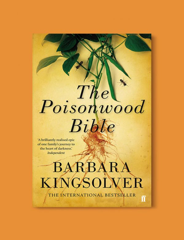 Books Set In Africa: Democratic Republic of Congo, The Poisonwood Bible by Barbara Kingsolver - Visit www.taleway.com to find books set around the world. africa books, african books, books african authors, africa novels, africa literature, africa culture, africa travel, africa book cover, africa reading challenge, african books to read, africa reading list, africa travel, best african books, books by african authors, books for travel lovers, travel reads, travel reading list, reading list, reading challenge, books around the world