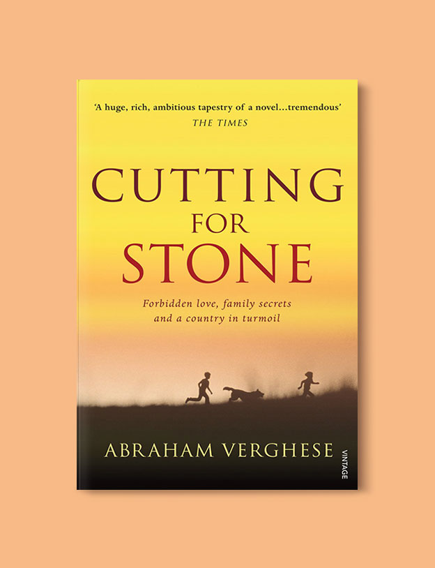 Books Set In Africa: Ethiopia, Cutting for Stone by Abraham Verghese - Visit www.taleway.com to find books set around the world. africa books, african books, books african authors, africa novels, africa literature, africa culture, africa travel, africa book cover, africa reading challenge, african books to read, africa reading list, africa travel, best african books, books by african authors, books for travel lovers, travel reads, travel reading list, reading list, reading challenge, books around the world