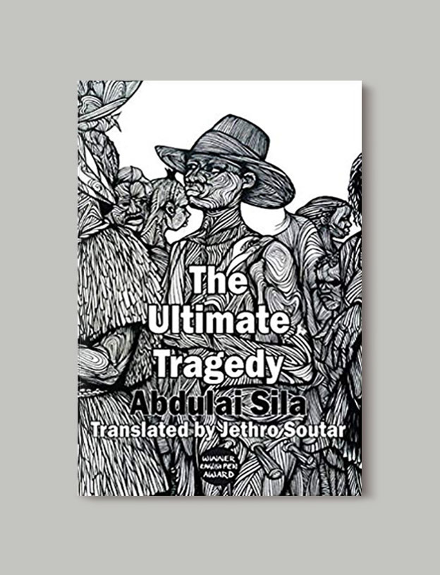 Books Set In Africa: Guinea-Bissau, The Ultimate Tragedy by Abdulai Sila - Visit www.taleway.com to find books set around the world. africa books, african books, books african authors, africa novels, africa literature, africa culture, africa travel, africa book cover, africa reading challenge, african books to read, africa reading list, africa travel, best african books, books by african authors, books for travel lovers, travel reads, travel reading list, reading list, reading challenge, books around the world