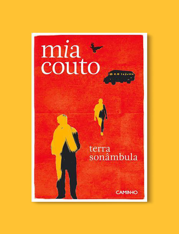 Books Set In Africa: Mozambique, Sleepwalking Land by Mia Couto - Visit www.taleway.com to find books set around the world. africa books, african books, books african authors, africa novels, africa literature, africa culture, africa travel, africa book cover, africa reading challenge, african books to read, africa reading list, africa travel, best african books, books by african authors, books for travel lovers, travel reads, travel reading list, reading list, reading challenge, books around the world