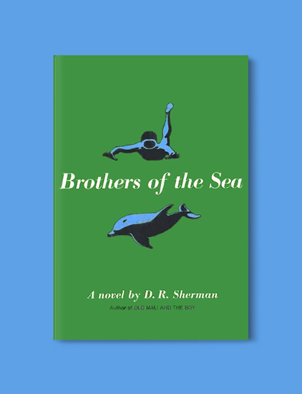 Books Set In Africa: Seychelles, Brothers of the Sea by D.R. Sherman - Visit www.taleway.com to find books set around the world. africa books, african books, books african authors, africa novels, africa literature, africa culture, africa travel, africa book cover, africa reading challenge, african books to read, africa reading list, africa travel, best african books, books by african authors, books for travel lovers, travel reads, travel reading list, reading list, reading challenge, books around the world