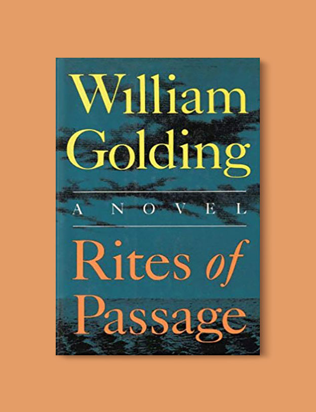 Booker Prize Winner 1980 - Rites of Passage by William Golding - Visit www.taleway.com to find books set around the world. booker prize, booker prize winners, booker prize winners list, booker prize winners list pdf, man booker authors, man booker prize, man booker prize for fiction, booker prize for fiction, man booker prize winners, man booker prize novels, booker prize books, booker prize winners, reading list, book awards, booker reading challenge, literary awards, booker shortlists, booker longlists