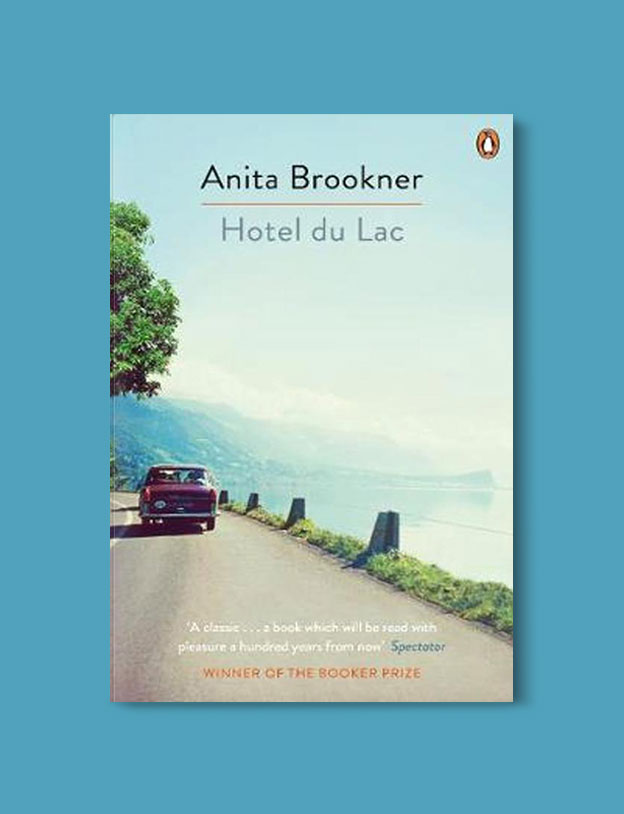 Booker Prize Winner 1984 - Hotel du Lac by Anita Brookner - Visit www.taleway.com to find books set around the world. booker prize, booker prize winners, booker prize winners list, booker prize winners list pdf, man booker authors, man booker prize, man booker prize for fiction, booker prize for fiction, man booker prize winners, man booker prize novels, booker prize books, booker prize winners, reading list, book awards, booker reading challenge, literary awards, booker shortlists, booker longlists