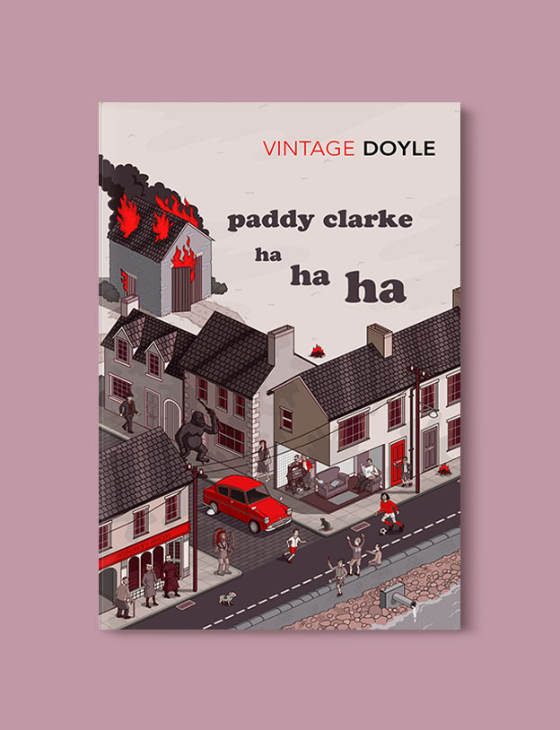 Booker Prize Winner 1993 - Paddy Clarke Ha Ha Ha by Roddy Doyle - Visit www.taleway.com to find books set around the world. booker prize, booker prize winners, booker prize winners list, booker prize winners list pdf, man booker authors, man booker prize, man booker prize for fiction, booker prize for fiction, man booker prize winners, man booker prize novels, booker prize books, booker prize winners, reading list, book awards, booker reading challenge, literary awards, booker shortlists, booker longlists