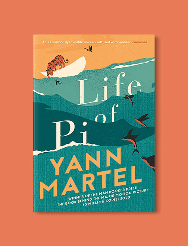 Booker Prize Winner 2002 - Life of Pi by Yann Martel - Visit www.taleway.com to find books set around the world. booker prize, booker prize winners, booker prize winners list, booker prize winners list pdf, man booker authors, man booker prize, man booker prize for fiction, booker prize for fiction, man booker prize winners, man booker prize novels, booker prize books, booker prize winners, reading list, book awards, booker reading challenge, literary awards, booker shortlists, booker longlists