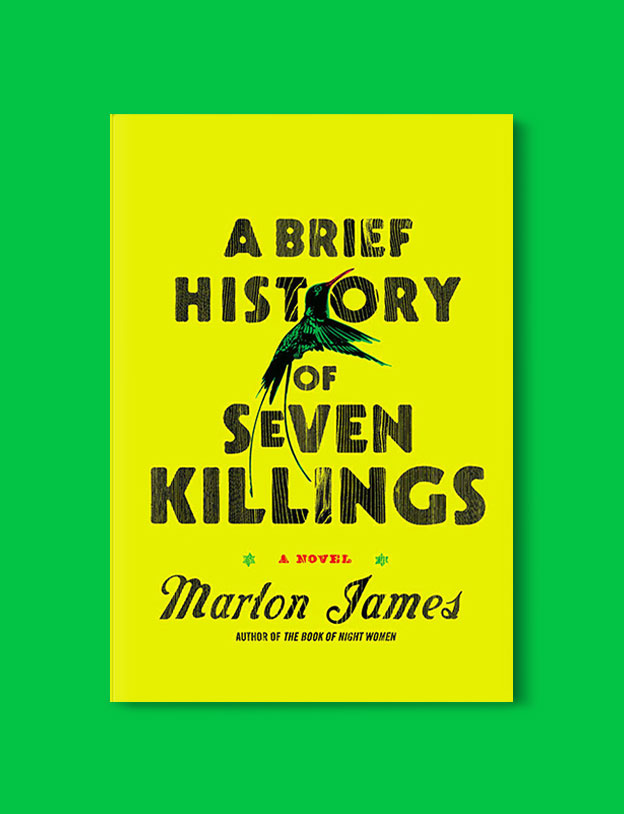 Booker Prize Winner 2015 - A Brief History of Seven Killings by Marlon James - Visit www.taleway.com to find books set around the world. booker prize, booker prize winners, booker prize winners list, booker prize winners list pdf, man booker authors, man booker prize, man booker prize for fiction, booker prize for fiction, man booker prize winners, man booker prize novels, booker prize books, booker prize winners, reading list, book awards, booker reading challenge, literary awards, booker shortlists, booker longlists