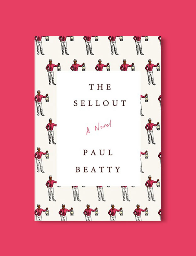 Booker Prize Winner 2016 - The Sellout by Paul Beatty - Visit www.taleway.com to find books set around the world. booker prize, booker prize winners, booker prize winners list, booker prize winners list pdf, man booker authors, man booker prize, man booker prize for fiction, booker prize for fiction, man booker prize winners, man booker prize novels, booker prize books, booker prize winners, reading list, book awards, booker reading challenge, literary awards, booker shortlists, booker longlists