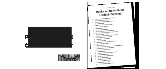 Books Set In Belgium: Belgian Novels - A Reading List - Tale