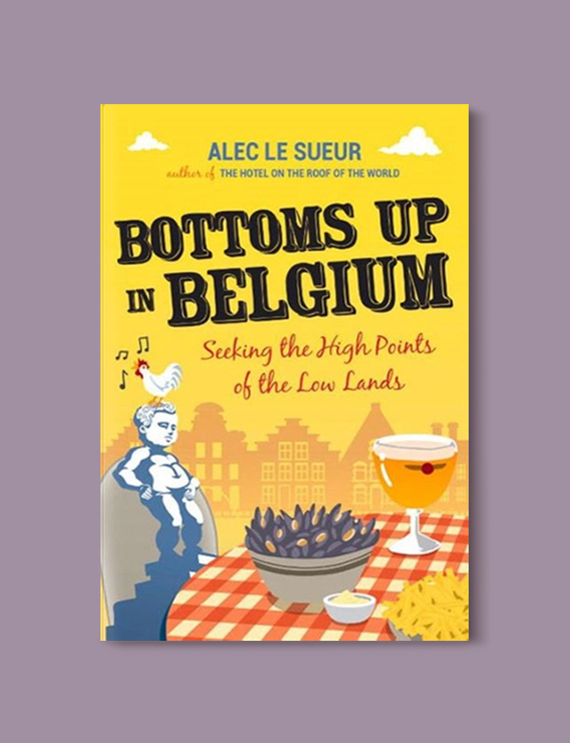 Books Set In Belgium: Belgian Novels - A Reading List - Tale Away