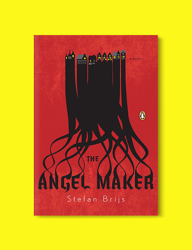 Books Set In Belgium: The Angel Maker by Stefan Brijs. Visit www.taleway.com to find books from around the world. belgian books, books to read before going to belgium, books on belgium history, books about belgian culture, novels set in belgium, belgian novels, belgium books, belgium travel books, books to read about belgium, belgium reading challenge, belgian english books, belgisch boek, livres belges, belgisches buch, famous belgian authors, famous belgian books, belgium packing list, belgium travel, books set in brussels, books set in ghent, books set in bruges, books and travel, belgium reading list, world books