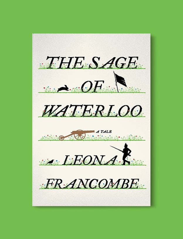 Books Set In Belgium: The Sage of Waterloo: A Tale by Leona Francombe. Visit www.taleway.com to find books from around the world. belgian books, books to read before going to belgium, books on belgium history, books about belgian culture, novels set in belgium, belgian novels, belgium books, belgium travel books, books to read about belgium, belgium reading challenge, belgian english books, belgisch boek, livres belges, belgisches buch, famous belgian authors, famous belgian books, belgium packing list, belgium travel, books set in brussels, books set in ghent, books set in bruges, books and travel, belgium reading list, world books