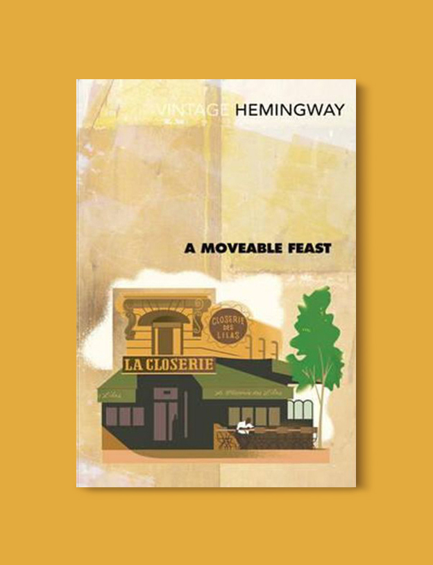 Books Set In France: A Moveable Feast by Ernest Hemingway. Visit www.taleway.com to find books from around the world. french books, french novels, best books set in france, popular books set in france, books about france, books about french culture, french reading challenge, french reading list, books set in paris, paris novels, french books to read, books to read before going to france, novels set in france, books to read about france, french english books, livres francais, famous french authors, france packing list, france travel, romance books set in france, mystery books set in france, historical fiction set in france, france travel books