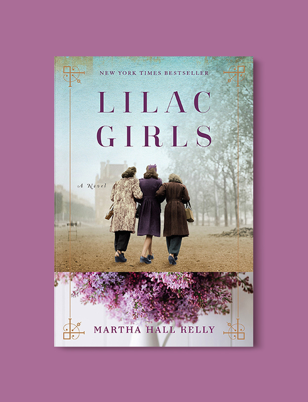Books Set In France: Lilac Girls by Martha Hall Kelly. Visit www.taleway.com to find books from around the world. french books, french novels, best books set in france, popular books set in france, books about france, books about french culture, french reading challenge, french reading list, books set in paris, paris novels, french books to read, books to read before going to france, novels set in france, books to read about france, french english books, livres francais, famous french authors, france packing list, france travel, romance books set in france, mystery books set in france, historical fiction set in france, france travel books