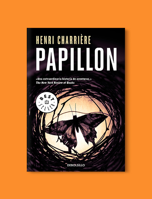 Books Set In France: Papillon by Henri Charrière. Visit www.taleway.com to find books from around the world. french books, french novels, best books set in france, popular books set in france, books about france, books about french culture, french reading challenge, french reading list, books set in paris, paris novels, french books to read, books to read before going to france, novels set in france, books to read about france, french english books, livres francais, famous french authors, france packing list, france travel, romance books set in france, mystery books set in france, historical fiction set in france, france travel books