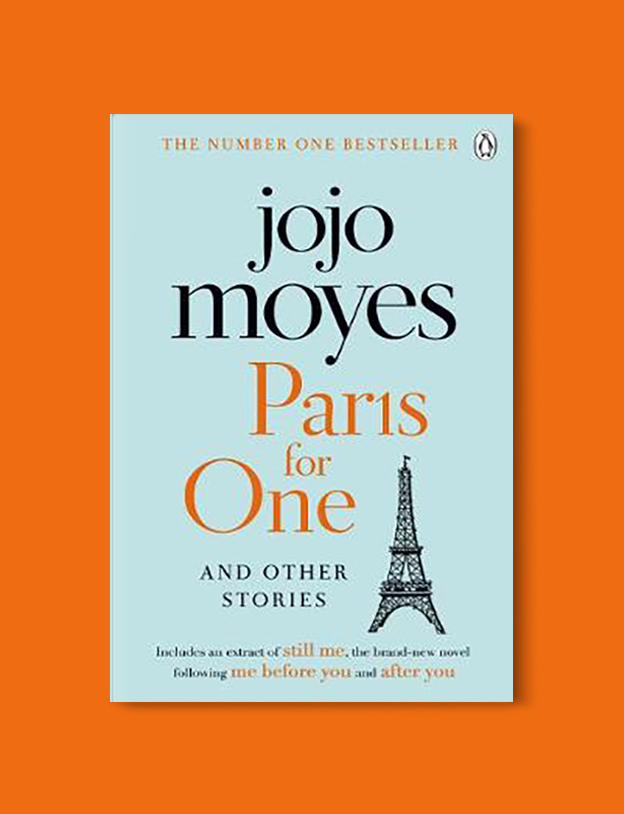 Books Set In France: Paris for One by Jojo Moyes. Visit www.taleway.com to find books from around the world. french books, french novels, best books set in france, popular books set in france, books about france, books about french culture, french reading challenge, french reading list, books set in paris, paris novels, french books to read, books to read before going to france, novels set in france, books to read about france, french english books, livres francais, famous french authors, france packing list, france travel, romance books set in france, mystery books set in france, historical fiction set in france, france travel books