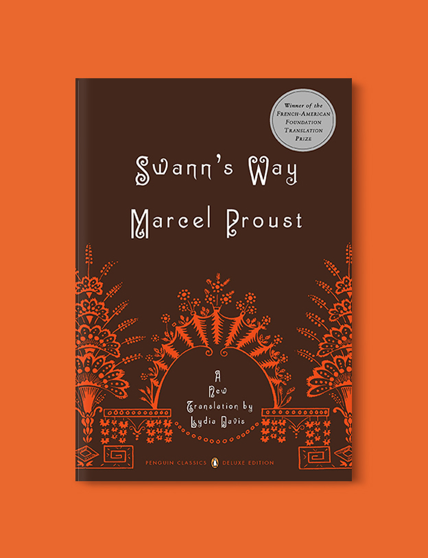 Books Set In France: Swann's Way by Marcel Proust. Visit www.taleway.com to find books from around the world. french books, french novels, best books set in france, popular books set in france, books about france, books about french culture, french reading challenge, french reading list, books set in paris, paris novels, french books to read, books to read before going to france, novels set in france, books to read about france, french english books, livres francais, famous french authors, france packing list, france travel, romance books set in france, mystery books set in france, historical fiction set in france, france travel books