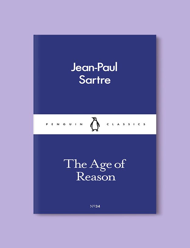 Books Set In France: The Age of Reason by Jean-Paul Sartre. Visit www.taleway.com to find books from around the world. french books, french novels, best books set in france, popular books set in france, books about france, books about french culture, french reading challenge, french reading list, books set in paris, paris novels, french books to read, books to read before going to france, novels set in france, books to read about france, french english books, livres francais, famous french authors, france packing list, france travel, romance books set in france, mystery books set in france, historical fiction set in france, france travel books