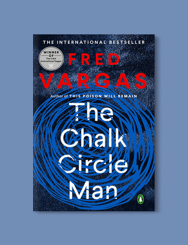 Books Set In France: The Chalk Circle Man by Fred Vargas. Visit www.taleway.com to find books from around the world. french books, french novels, best books set in france, popular books set in france, books about france, books about french culture, french reading challenge, french reading list, books set in paris, paris novels, french books to read, books to read before going to france, novels set in france, books to read about france, french english books, livres francais, famous french authors, france packing list, france travel, romance books set in france, mystery books set in france, historical fiction set in france, france travel books