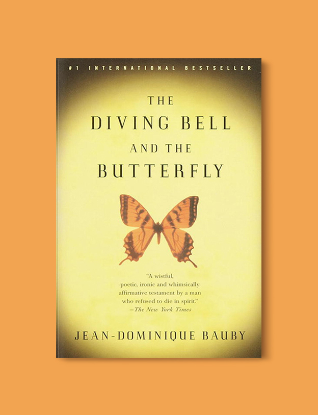 Books Set In France: The Diving Bell and the Butterfly by Jean-Dominique Bauby. Visit www.taleway.com to find books from around the world. french books, french novels, best books set in france, popular books set in france, books about france, books about french culture, french reading challenge, french reading list, books set in paris, paris novels, french books to read, books to read before going to france, novels set in france, books to read about france, french english books, livres francais, famous french authors, france packing list, france travel, romance books set in france, mystery books set in france, historical fiction set in france, france travel books