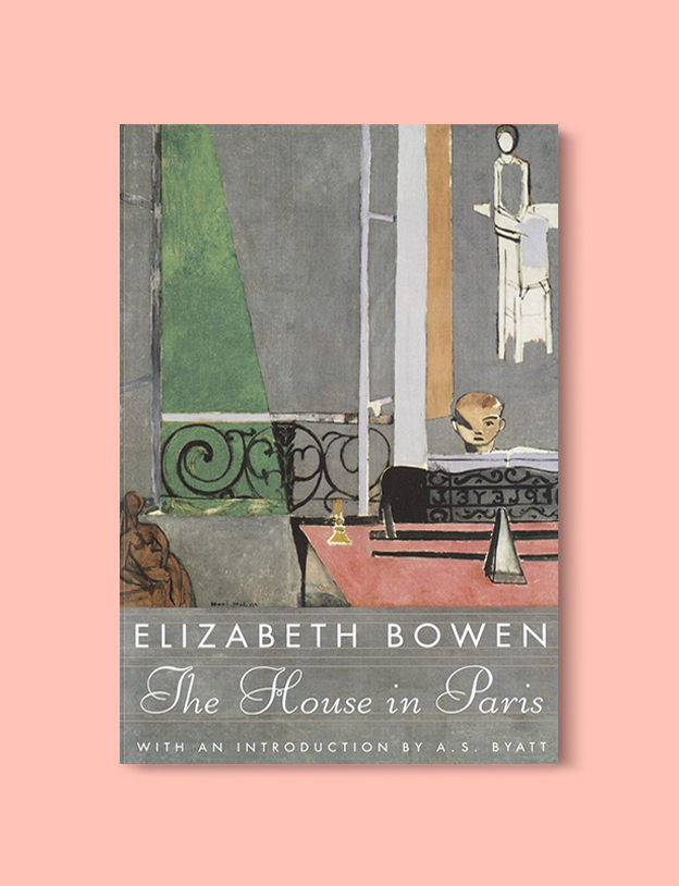 Books Set In France: The House in Paris by Elizabeth Bowen. Visit www.taleway.com to find books from around the world. french books, french novels, best books set in france, popular books set in france, books about france, books about french culture, french reading challenge, french reading list, books set in paris, paris novels, french books to read, books to read before going to france, novels set in france, books to read about france, french english books, livres francais, famous french authors, france packing list, france travel, romance books set in france, mystery books set in france, historical fiction set in france, france travel books