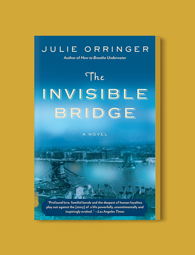 Books Set In France: The Invisible Bridge by Julie Orringer. Visit www.taleway.com to find books from around the world. french books, french novels, best books set in france, popular books set in france, books about france, books about french culture, french reading challenge, french reading list, books set in paris, paris novels, french books to read, books to read before going to france, novels set in france, books to read about france, french english books, livres francais, famous french authors, france packing list, france travel, romance books set in france, mystery books set in france, historical fiction set in france, france travel books