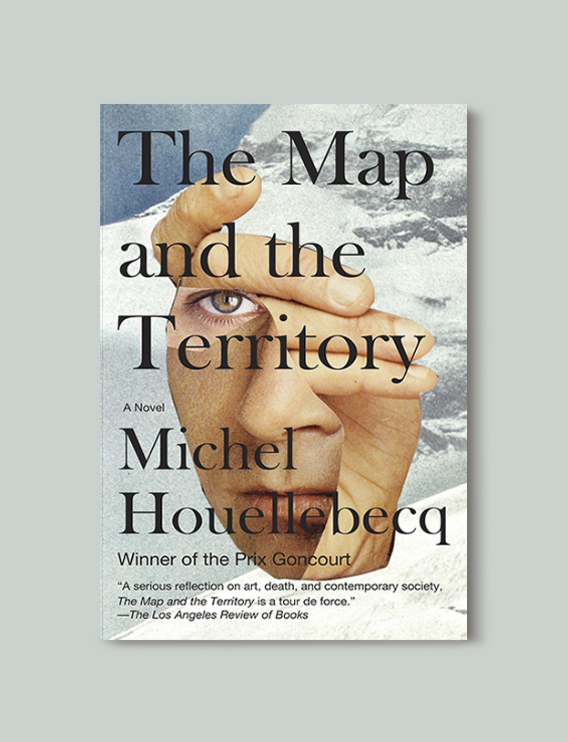 Books Set In France: The Map and the Territory by Michel Houellebecq. Visit www.taleway.com to find books from around the world. french books, french novels, best books set in france, popular books set in france, books about france, books about french culture, french reading challenge, french reading list, books set in paris, paris novels, french books to read, books to read before going to france, novels set in france, books to read about france, french english books, livres francais, famous french authors, france packing list, france travel, romance books set in france, mystery books set in france, historical fiction set in france, france travel books
