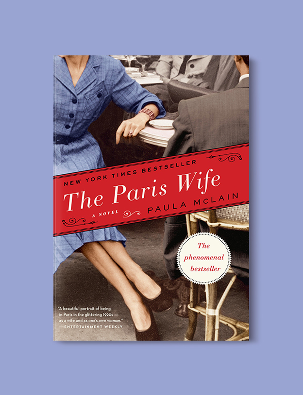Books Set In France: The Paris Wife by Paula McLain. Visit www.taleway.com to find books from around the world. french books, french novels, best books set in france, popular books set in france, books about france, books about french culture, french reading challenge, french reading list, books set in paris, paris novels, french books to read, books to read before going to france, novels set in france, books to read about france, french english books, livres francais, famous french authors, france packing list, france travel, romance books set in france, mystery books set in france, historical fiction set in france, france travel books