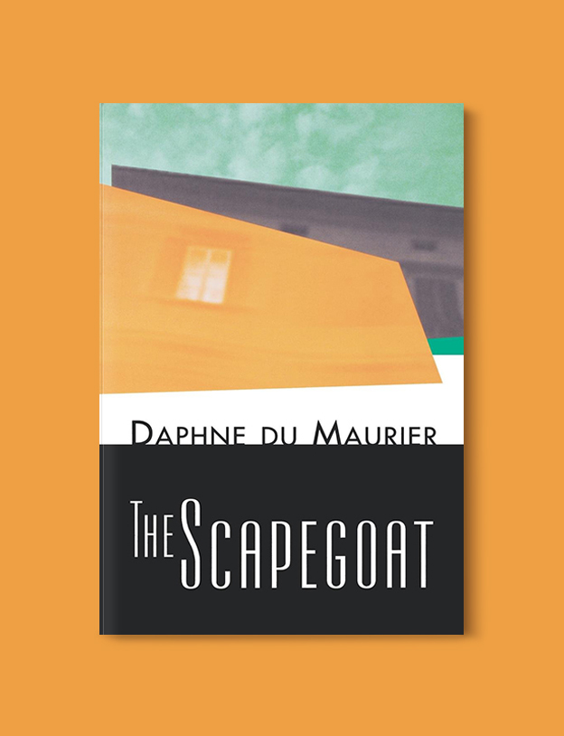 Books Set In France: The Scapegoat by Daphne du Maurier. Visit www.taleway.com to find books from around the world. french books, french novels, best books set in france, popular books set in france, books about france, books about french culture, french reading challenge, french reading list, books set in paris, paris novels, french books to read, books to read before going to france, novels set in france, books to read about france, french english books, livres francais, famous french authors, france packing list, france travel, romance books set in france, mystery books set in france, historical fiction set in france, france travel books