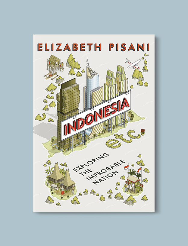 Books Set In Indonesia: Indonesia Etc by Elizabeth Pisani. Visit www.taleway.com to find books from around the world. books indonesia, books about indonesia, indonesia inspiration, indonesia travel, indonesia reading, indonesia reading challenge, indonesia packing, bali book, bali inspiration, bali travel, travel reading challenge, ubud travel, gili travel, books set in asia, books and travel, indonesia book novel, indonesia book challenge, indonesia bucket list, indonesia backpacking, indonesia culture, indonesia guide, indonesia quotes, reading list, books around the world, books to read, books set in different countries