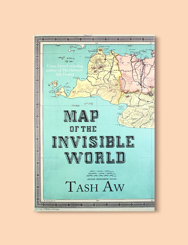 Books Set In Indonesia: Map of the Invisible World by Tash Aw. Visit www.taleway.com to find books from around the world. books indonesia, books about indonesia, indonesia inspiration, indonesia travel, indonesia reading, indonesia reading challenge, indonesia packing, bali book, bali inspiration, bali travel, travel reading challenge, ubud travel, gili travel, books set in asia, books and travel, indonesia book novel, indonesia book challenge, indonesia bucket list, indonesia backpacking, indonesia culture, indonesia guide, indonesia quotes, reading list, books around the world, books to read, books set in different countries