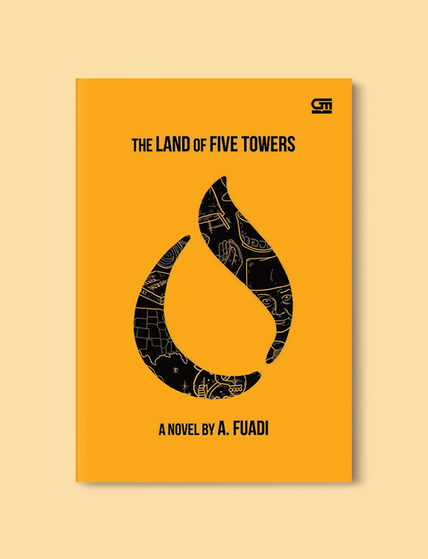 Books Set In Indonesia: The Land of Five Towers by Ahmad Fuadi. Visit www.taleway.com to find books from around the world. books indonesia, books about indonesia, indonesia inspiration, indonesia travel, indonesia reading, indonesia reading challenge, indonesia packing, bali book, bali inspiration, bali travel, travel reading challenge, ubud travel, gili travel, books set in asia, books and travel, indonesia book novel, indonesia book challenge, indonesia bucket list, indonesia backpacking, indonesia culture, indonesia guide, indonesia quotes, reading list, books around the world, books to read, books set in different countries