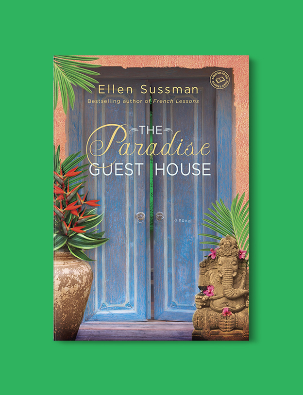 Books Set In Indonesia: The Paradise Guest House by Ellen Sussman. Visit www.taleway.com to find books from around the world. books indonesia, books about indonesia, indonesia inspiration, indonesia travel, indonesia reading, indonesia reading challenge, indonesia packing, bali book, bali inspiration, bali travel, travel reading challenge, ubud travel, gili travel, books set in asia, books and travel, indonesia book novel, indonesia book challenge, indonesia bucket list, indonesia backpacking, indonesia culture, indonesia guide, indonesia quotes, reading list, books around the world, books to read, books set in different countries