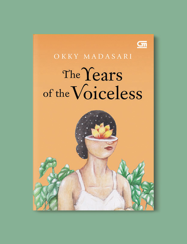 Books Set In Indonesia: The Years of the Voiceless by Okky Madasari. Visit www.taleway.com to find books from around the world. books indonesia, books about indonesia, indonesia inspiration, indonesia travel, indonesia reading, indonesia reading challenge, indonesia packing, bali book, bali inspiration, bali travel, travel reading challenge, ubud travel, gili travel, books set in asia, books and travel, indonesia book novel, indonesia book challenge, indonesia bucket list, indonesia backpacking, indonesia culture, indonesia guide, indonesia quotes, reading list, books around the world, books to read, books set in different countries