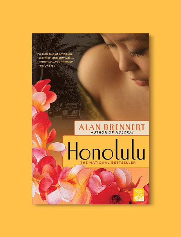 Books Set In Korea: Honolulu by Alan Brennert. Visit www.taleway.com to find books from around the world. korean books, south korean books, books about south korean culture, korean english books, korean authors, korean translated books, korean novels, best books on korean history, best korean romantic novels, korean novels in english, famous korean literature, korean book cover, korean books to read, korean reading challenge, korea reading, korea packing list, korea travel, korea culture, korea inspiration, books and travel, korea bucket list, korea reading list, world books, seoul book, seoul book cover, books set in seoul