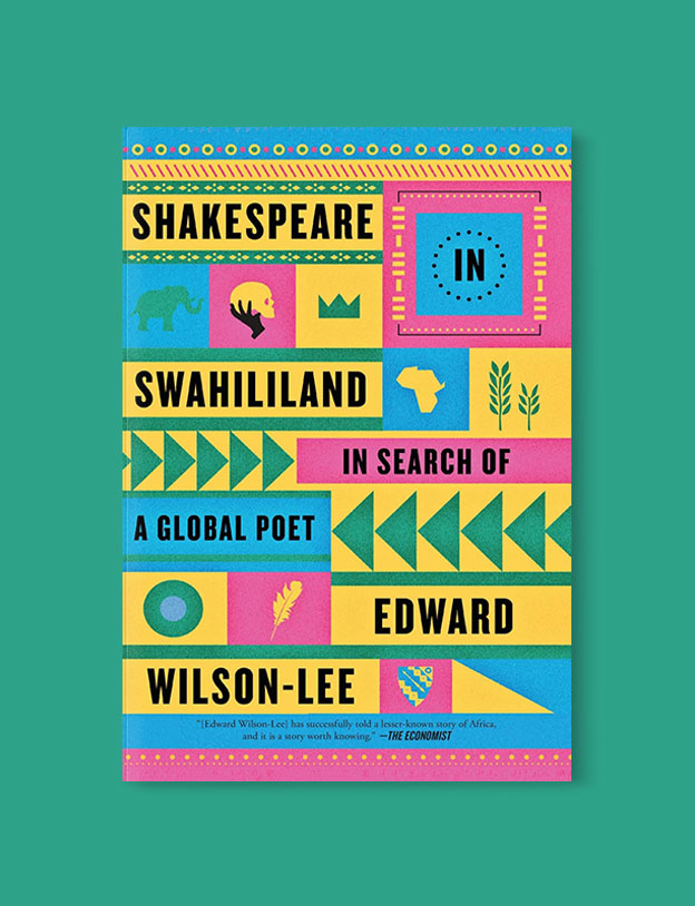 Best Book Covers 2016, Shakespeare in Swahililand: In Search of a Global Poet by Edward Wilson-Lee - book covers, book covers 2016, book design, best book covers, best book design, cover design, best covers, book cover design, book designers, design inspiration, cover design inspiration, book cover ideas, book design ideas, cover design ideas, book typography, book cover typography, book cover illustration, book cover design ideas
