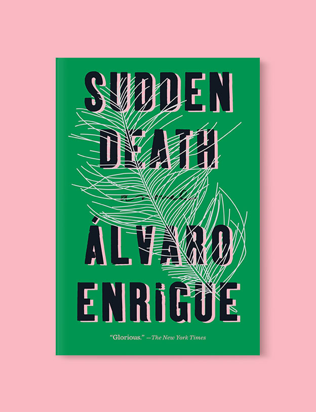Best Book Covers 2016, Sudden Death by Álvaro Enrigue - book covers, book covers 2016, book design, best book covers, best book design, cover design, best covers, book cover design, book designers, design inspiration, cover design inspiration, book cover ideas, book design ideas, cover design ideas, book typography, book cover typography, book cover illustration, book cover design ideas
