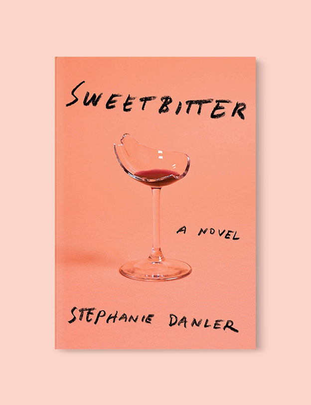 Best Book Covers 2016, Sweetbitter by Stephanie Danler - book covers, book covers 2016, book design, best book covers, best book design, cover design, best covers, book cover design, book designers, design inspiration, cover design inspiration, book cover ideas, book design ideas, cover design ideas, book typography, book cover typography, book cover illustration, book cover design ideas