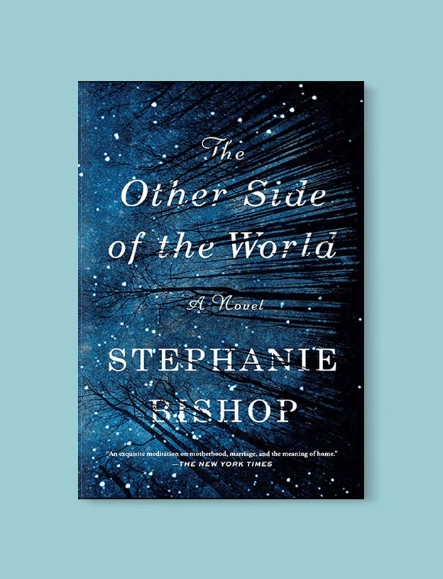 Best Book Covers 2016, The Other Side of the World by Stephanie Bishop - book covers, book covers 2016, book design, best book covers, best book design, cover design, best covers, book cover design, book designers, design inspiration, cover design inspiration, book cover ideas, book design ideas, cover design ideas, book typography, book cover typography, book cover illustration, book cover design ideas