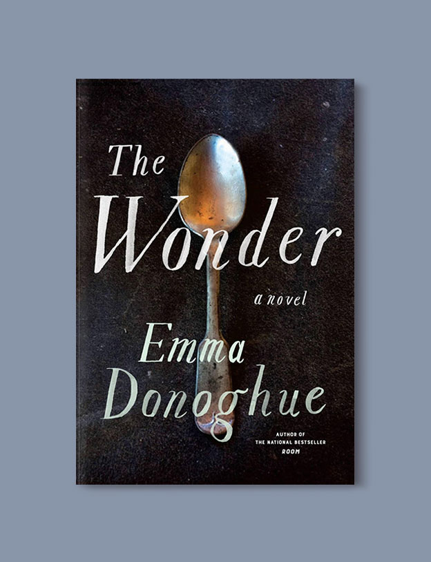 Best Book Covers 2016, The Wonder by Emma Donoghue - book covers, book covers 2016, book design, best book covers, best book design, cover design, best covers, book cover design, book designers, design inspiration, cover design inspiration, book cover ideas, book design ideas, cover design ideas, book typography, book cover typography, book cover illustration, book cover design ideas