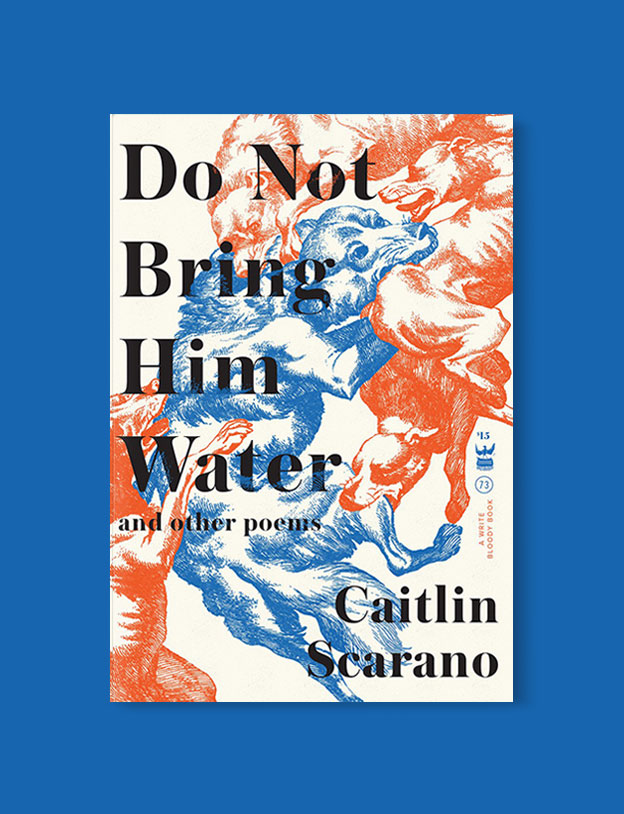 Best Book Covers 2017, Do Not Bring Him Water by Caitlin Scarano - book covers, book covers 2017, book design, best book covers, best book design, cover design, best covers, book cover design, book designers, design inspiration, cover design inspiration, book cover ideas, book design ideas, cover design ideas, book typography, book cover typography, book cover illustration, book cover design ideas