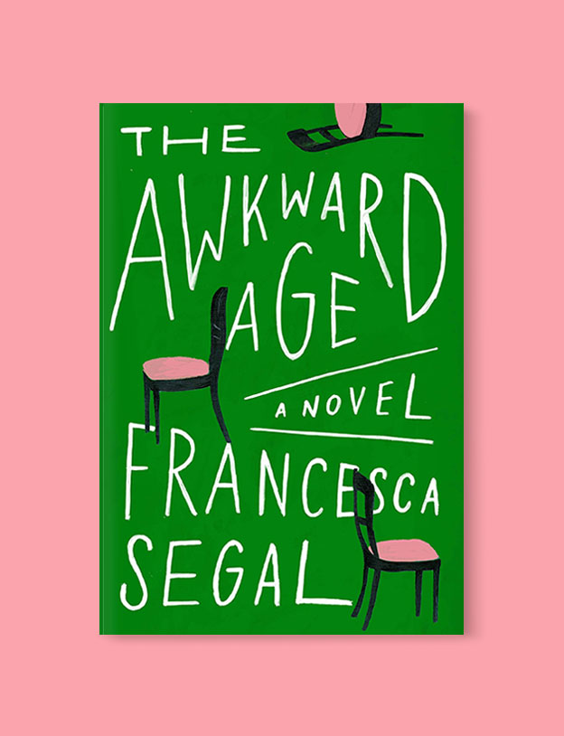 Best Book Covers 2017, The Awkward Age by Francesca Segal - book covers, book covers 2017, book design, best book covers, best book design, cover design, best covers, book cover design, book designers, design inspiration, cover design inspiration, book cover ideas, book design ideas, cover design ideas, book typography, book cover typography, book cover illustration, book cover design ideas