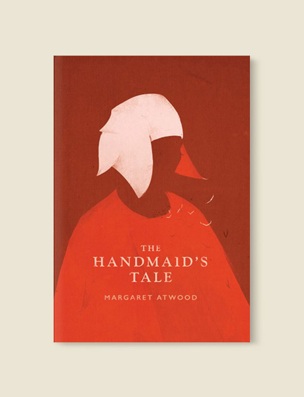 Best Book Covers 2017, The Handmaid's Tale by Margaret Atwood - book covers, book covers 2017, book design, best book covers, best book design, cover design, best covers, book cover design, book designers, design inspiration, cover design inspiration, book cover ideas, book design ideas, cover design ideas, book typography, book cover typography, book cover illustration, book cover design ideas