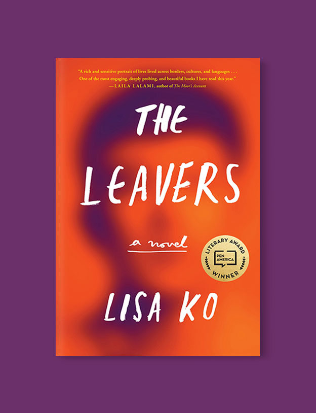 Best Book Covers 2017, The Leavers by Lisa Ko - book covers, book covers 2017, book design, best book covers, best book design, cover design, best covers, book cover design, book designers, design inspiration, cover design inspiration, book cover ideas, book design ideas, cover design ideas, book typography, book cover typography, book cover illustration, book cover design ideas