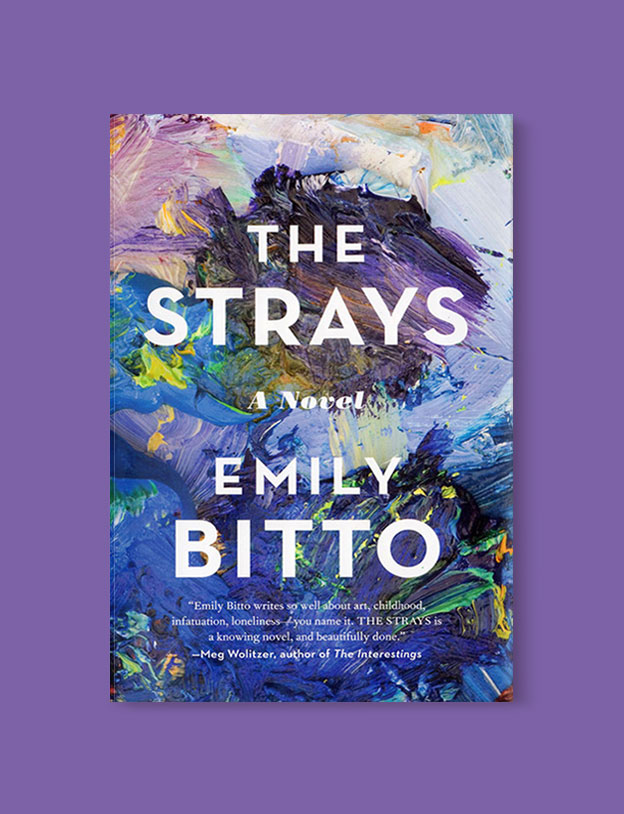 Best Book Covers 2017, The Strays by Emily Bitto - book covers, book covers 2017, book design, best book covers, best book design, cover design, best covers, book cover design, book designers, design inspiration, cover design inspiration, book cover ideas, book design ideas, cover design ideas, book typography, book cover typography, book cover illustration, book cover design ideas