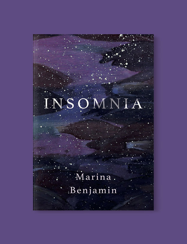 Best Book Covers 2018, Insomnia by Marina Benjamin - book covers, book covers 2018, book design, best book covers, best book design, cover design, best covers, book cover design, book designers, design inspiration, cover design inspiration, book cover ideas, book design ideas, cover design ideas, book typography, book cover typography, book cover illustration, book cover design ideas