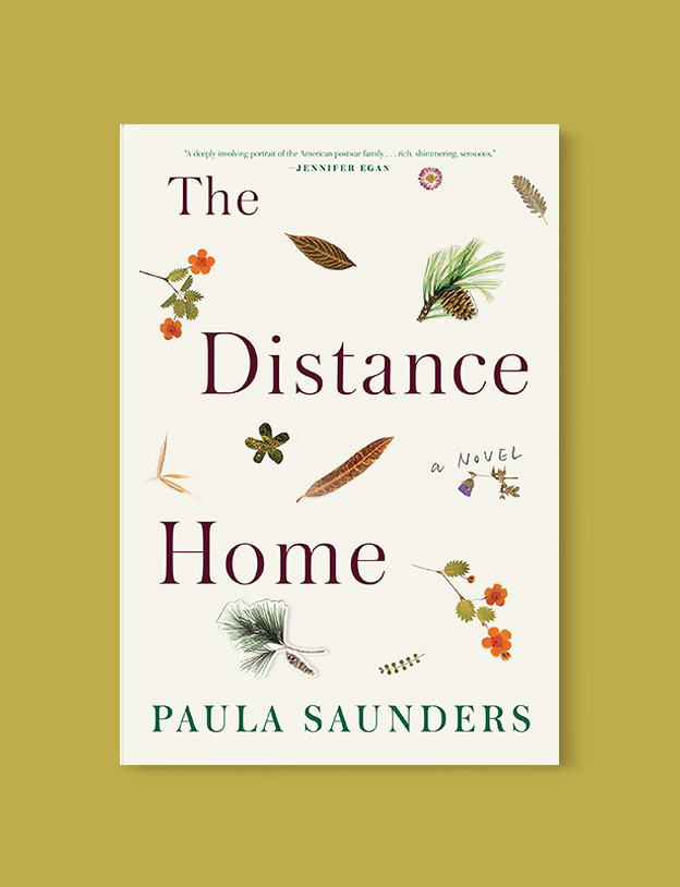 Best Book Covers 2018, The Distance Home by Paula Saunders - book covers, book covers 2018, book design, best book covers, best book design, cover design, best covers, book cover design, book designers, design inspiration, cover design inspiration, book cover ideas, book design ideas, cover design ideas, book typography, book cover typography, book cover illustration, book cover design ideas