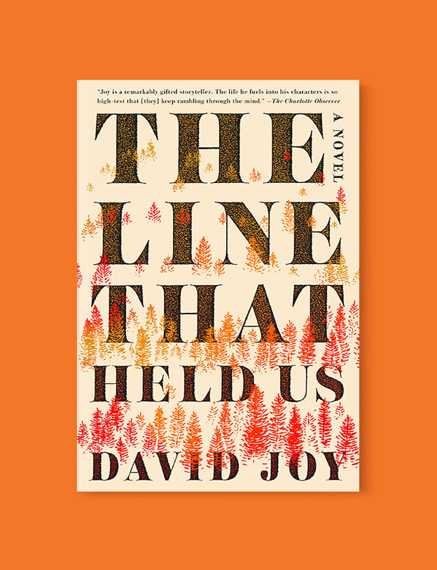 Best Book Covers 2018, The Line That Held Us by David Joy - book covers, book covers 2018, book design, best book covers, best book design, cover design, best covers, book cover design, book designers, design inspiration, cover design inspiration, book cover ideas, book design ideas, cover design ideas, book typography, book cover typography, book cover illustration, book cover design ideas