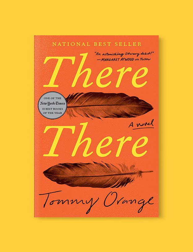 Best Book Covers 2018, There There by Tommy Orange - book covers, book covers 2018, book design, best book covers, best book design, cover design, best covers, book cover design, book designers, design inspiration, cover design inspiration, book cover ideas, book design ideas, cover design ideas, book typography, book cover typography, book cover illustration, book cover design ideas