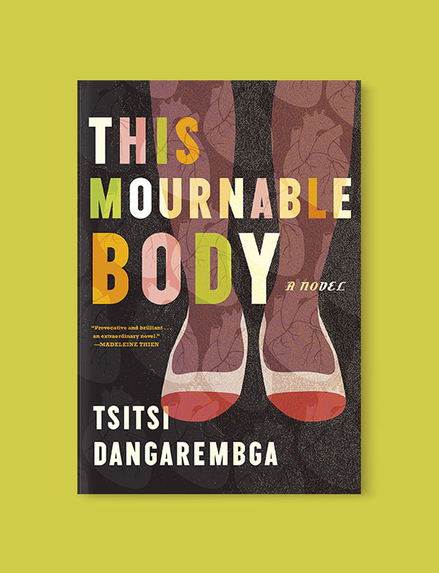 Best Book Covers 2018, This Mournable Body by Tsitsi Dangarembga - book covers, book covers 2018, book design, best book covers, best book design, cover design, best covers, book cover design, book designers, design inspiration, cover design inspiration, book cover ideas, book design ideas, cover design ideas, book typography, book cover typography, book cover illustration, book cover design ideas